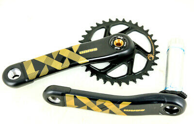 SRAM XX1 BB30 Crankset DM X-Sync 32T 170mm Q-Factor 156mm Black
