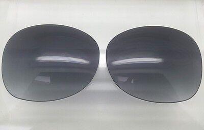 Oakley Drizzle Custom Sunglass Replacement Lenses Grey Gradient (Oakley Drizzle Replacement Lenses)