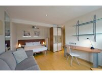 -Beautiful studio in a stunning building with COMPLIMENTARY GYM AND SPA!!! South Kensington