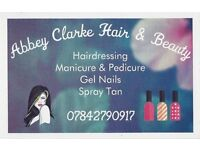 Mobile Hair & Beauty Service