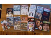 Job lot of DVD Box Sets, TV shows and Films