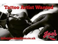 Tattoo artist wanted