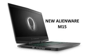 ALIENWARE M15 R5 - I7-8750H - 16GB - 256GB SSD NVME - GTX 1060 6GB - 15.6 FULL HD - WIN 10 - WARRANTY 1 YEAR - OPEN BOX