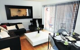 1 bed luxury city centre apartment to rent - fully furnished to high standard
