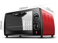 Convection electric oven mini electric oven 9 liters NEW