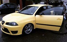 Seat Ibiza Tdi Cupra PD160