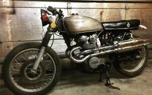 Looking for Honda CB450 or CL450 parts or parts bikes