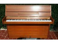 THE LITTLE PIANO STORE * CAN DELIVER * IMMACULATE KEMBLE UPRIGHT PIANO * COMPACT BUT BIG SOUND