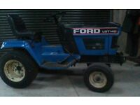 ford lgt14d diesel tractor