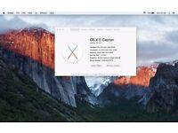 MacBook Pro 8GB RAM 256GB Samsung EVO SSD