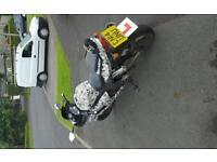 WK125CC Learner Legal Sport Bike