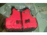 Buoyancy aid junior size brand new