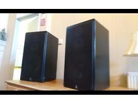Canton Karat 960 Vintage Speakers Pair,Very Powerful Solid Speakers