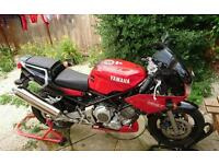 Yamaha TRX 850 1997