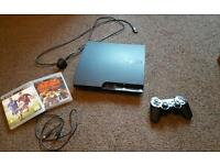 Playstation 3 PS3 120gb for sale very good condition with 2 games