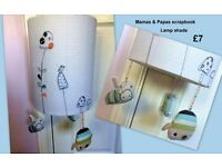 Mamas & Papas scrapbook collection for boys