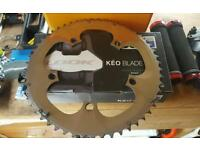 Shimano Dura Ace 10 speed SG-X 53B chain ring