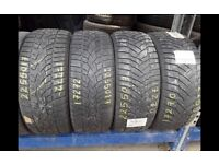 Winter tyres / 205x50x17/ sets & pairs / 225x50x17 / london barking / 07961201205