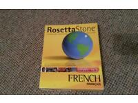 Rosetta Stone French Level 1&2