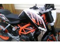 Kim 390 fast we bike