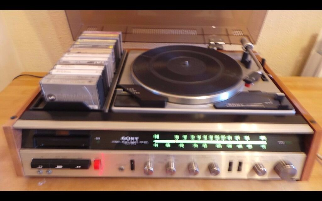 Sony Hp 239a Vintage Hifi Stereo System Music Centre