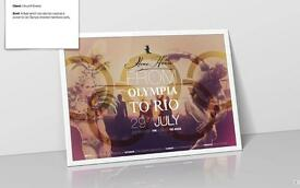 Graphic Designer Freelance Poster Leaflet Flyer Branding Artworker 2D 3D Photoshop Illustrator