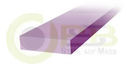 Stahl 12 (Blankstahl Flachstahl Breiten 12-35mm S235JRC+C 100-2000mm  EN 10027/10028)