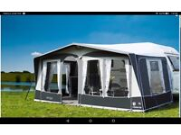 Caravan awning for sale Walker fusion 240 excellent condition only used twice