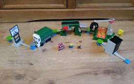 Toy story action links playset