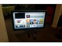 Samsung 40 inch 3D smart excellent condition fully working with remote control