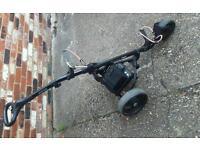 Electric golf trolley - Powerbug