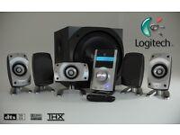Logitech Z-5500 Multimedia Home Theatre 5.1 Speaker System 500W