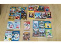 30 kids dvds for £20