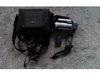 JVC Everio GZ-MG36EK Camcorder HDD 30GB Hard Disc Drive Digital Video Camera