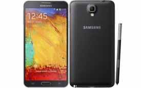 Samsung Galaxy Note 3 Black (Unlocked) Smartphone in good condition