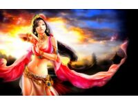 BELLY DANCE PERFORMANCES FOR PRIVATE EVENTS