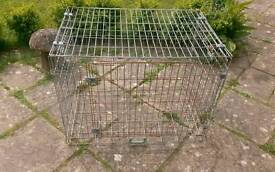 DOG/ANIMAL CRATE/CAGE (large)