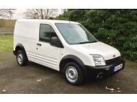 2005 Ford Transit Connect LX SWB - NO VAT - Just Serviced - Ready For Work
