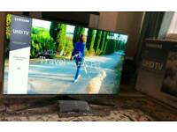 49in Samsung 4K HDR Ultra HD TV WI-FI TV Plus / FreeSat HD VOICE CTRL WARRANTY