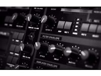 Private tutor in Sound Engineering and Electronic Music Production