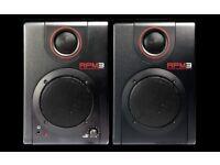 AKAI Reference Monitors RPM3 For Sale (Studio Monitors)