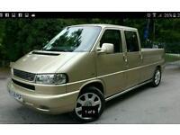 Vw transporter t4 2.5tdi 4x4 syncro pickup