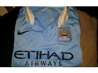 Man city jersey