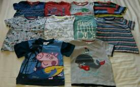 Boys Age 3-4 years T-shirts