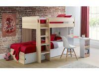 Eclipse bunk bed