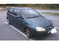 Vauxhall Corsa Cheap Car