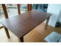 Forsby Ikea dining room table
