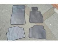 Bmw 3 serise e90 floor mats