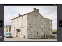 1 bedroom flat for sale in Greenock. Handy West End location close to shops and amenities.