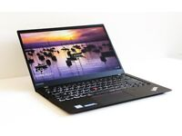 Lenovo ThinkPad X1 Carbon Core i7 7500U (7th gen) 8GB RAM 128 GB SSD